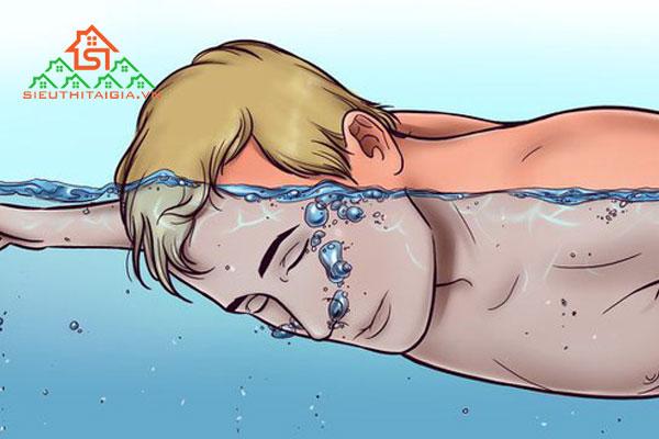 cách bơi cho người mới tập