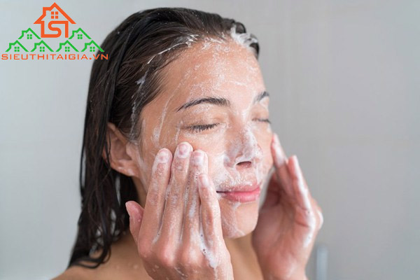 cách chăm sóc da mặt trắng mịn
