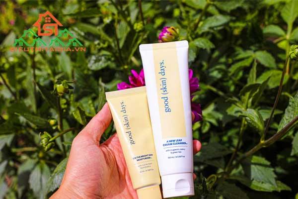 chăm sóc da mặt từ thiên nhiên