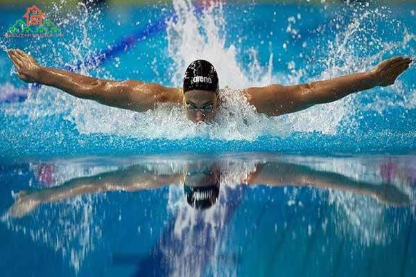 bơi bướm đúng kỹ thuật