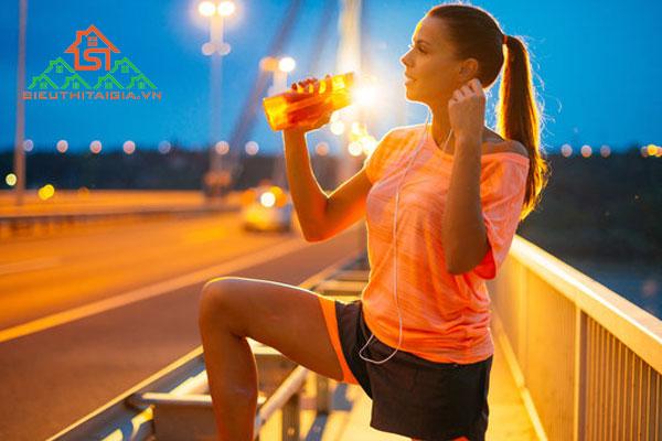 ăn gì trước khi chạy bộ