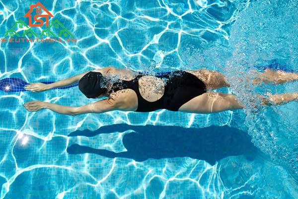 bơi lội là gì
