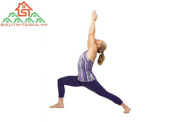 các động tác yoga cơ bản