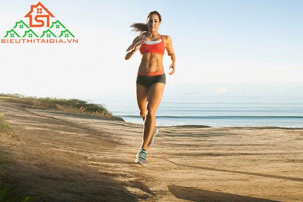 Chạy bộ buổi sáng