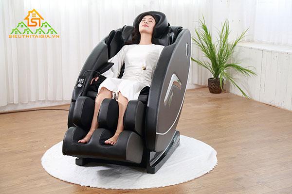 Lợi ích của ghế massage toàn thân đối với phụ nữ mang thai