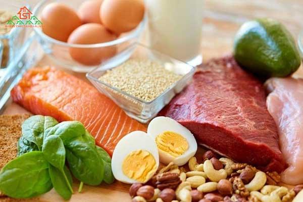 cao huyết áp nên ăn gì