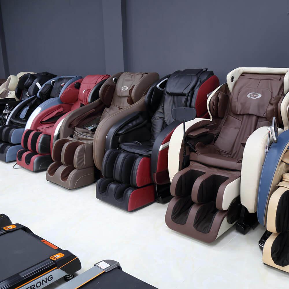 các dòng ghế massage Hội An