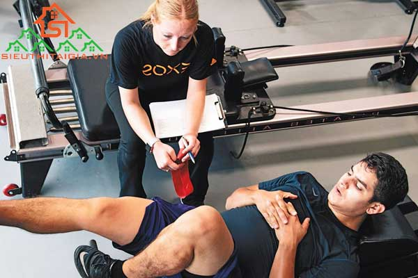 lịch tập gym cho nam mới tập