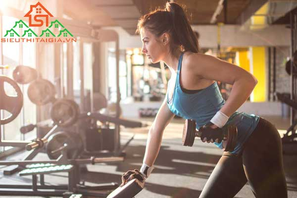 lịch tập gym cho người lâu năm