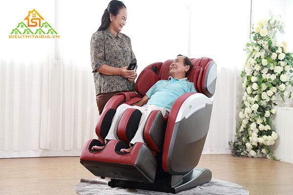 Địa điểm bán ghế massage cũ uy tín tại thành phố Hồ Chí Minh