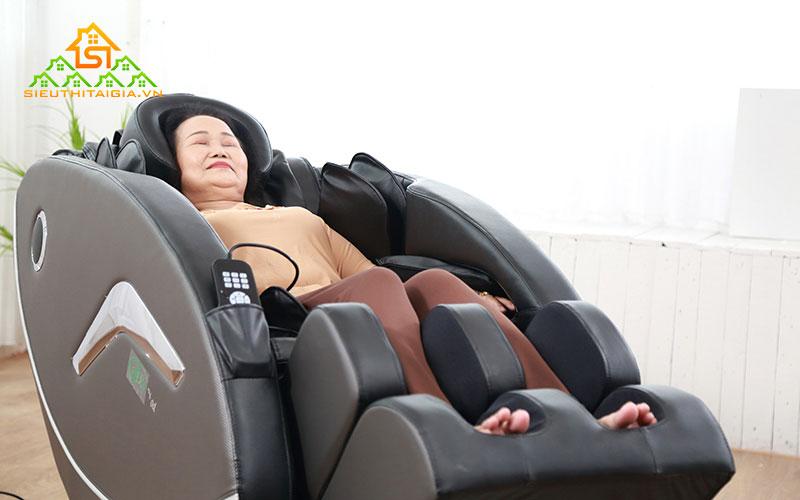 Ghế massage không trọng lực là gì?