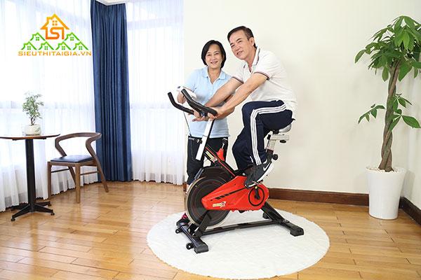 Những điều cần biết về xe đạp tập vật lý trị liệu