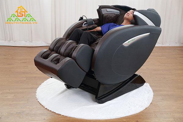 Những tính năng nổi bật của ghế mát xa toàn thân được nhiều người yêu thích