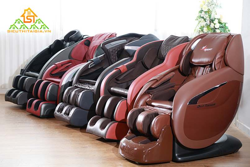 Nơi bán ghế massage cũ uy tín tại Hà Nội