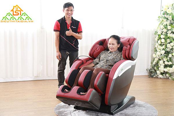 ghế massage giá rẻ