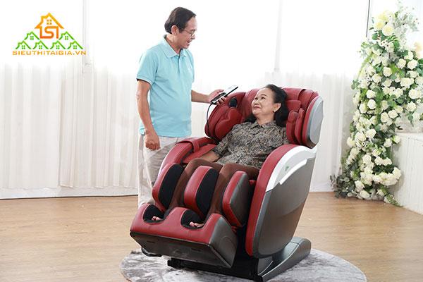 Những điều cần biết về ghế massage đa chức năng
