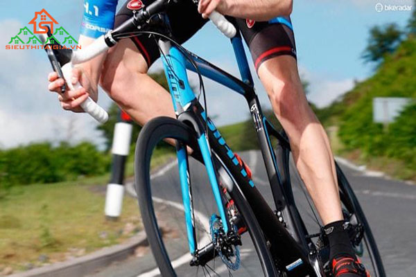 Tác dụng của đạp xe đối với sức khỏe
