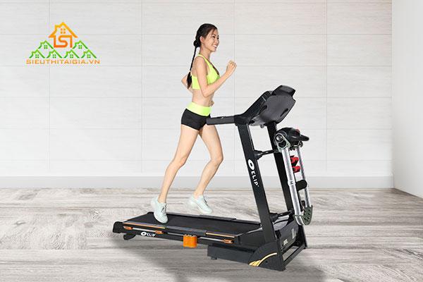 Những lý do không ngờ khiến chúng ta muốn sở hữu máy chạy bộ tập thể dục