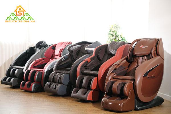 Sử dụng ghế massage toàn thân đem lại lợi ích gì