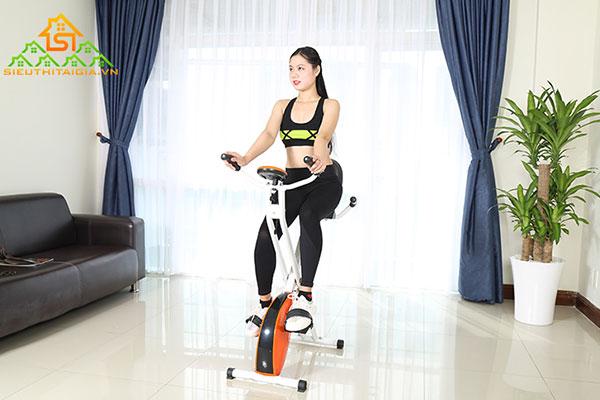 xe đạp tập thể dục tại nhà