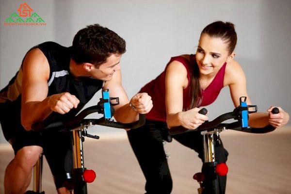 Một số lưu ý về việc đạp xe đạp tập để tăng chiều cao