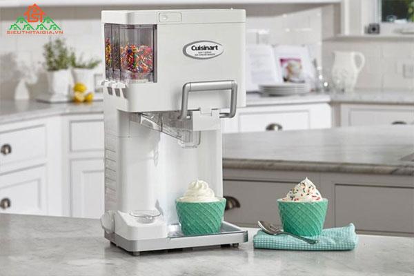 Những điều cần lưu ý khi mua máy làm kem tươi