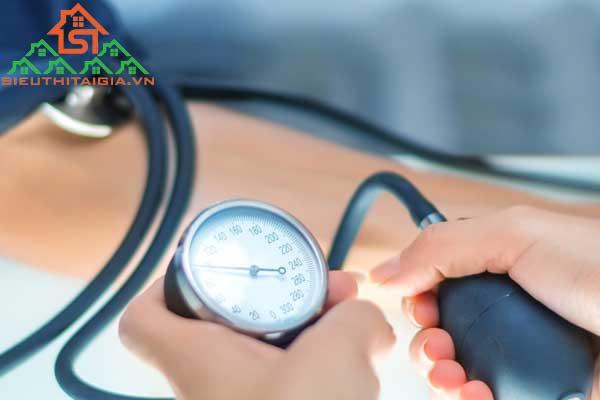 chữa cao huyết áp