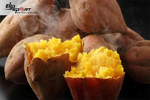 đau dạ dày có nên ăn khoai lang