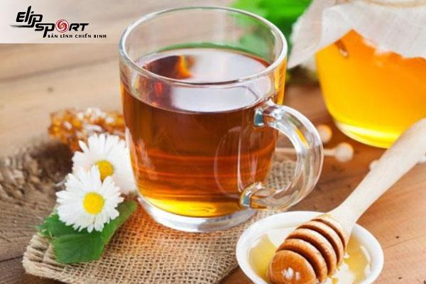 uống mật ong giảm cân đúng cách