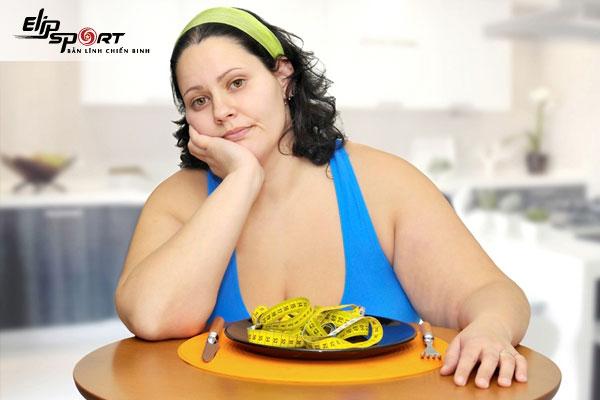 nguyên nhân tăng cân béo phì
