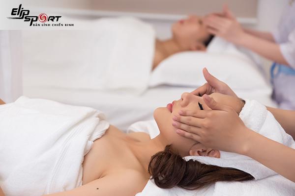 chăm sóc da tại spa