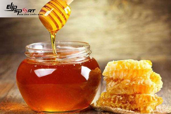 mật ong bao nhiêu calo