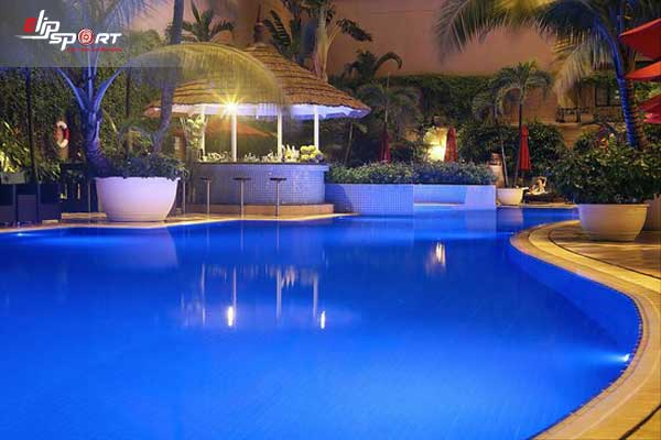 bể bơi Hồ Chí Minh