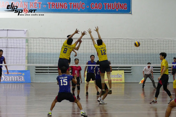 sân bóng chuyền ở Hồ Chí Minh