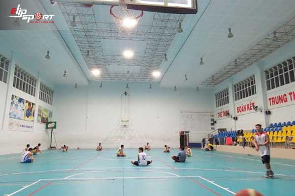 sân bóng chuyền ở Thủ Đức, Hồ Chí Minh