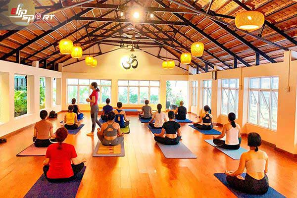 tập yoga Gò Vấp