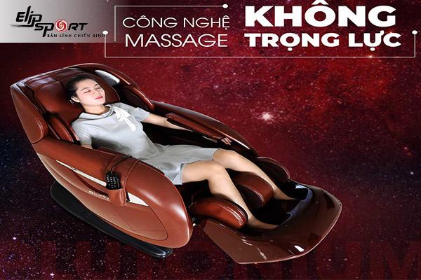 Lựa chọn ghế có nhiều kiểu massage