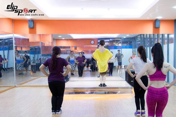 aerobic ở Quận 10, Hồ Chí Minh