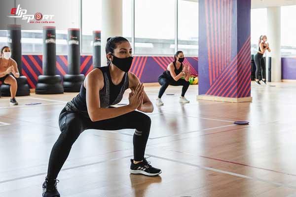 aerobic ở Quận 12, Hồ Chí Minh