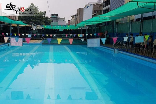 bể bơi Củ Chi