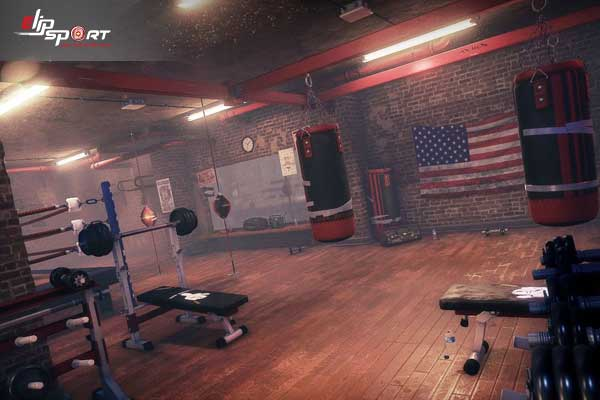 phòng tập gym TP. Vũng Tàu