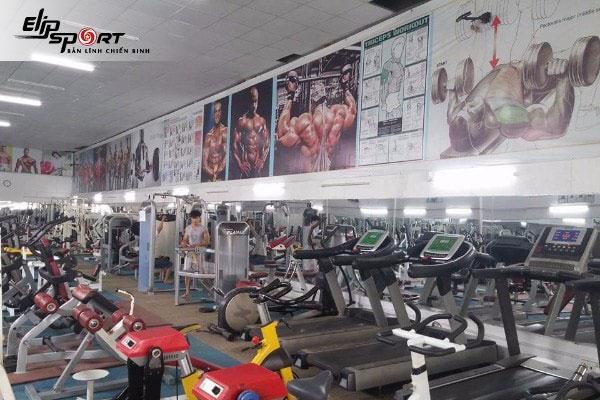 phòng tập gym Bình Tân, Hồ Chí Minh