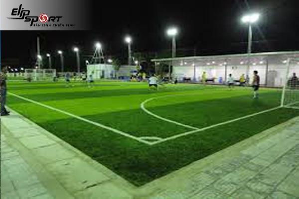 sân bóng ở Bình Tân, Hồ Chí Minh