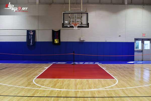 sân bóng rổ Quận 12, Hồ Chí Minh