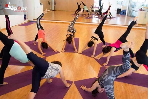 tập yoga TP. Vũng Tàu