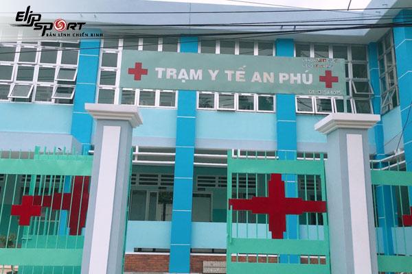 trạm y tế Củ Chi