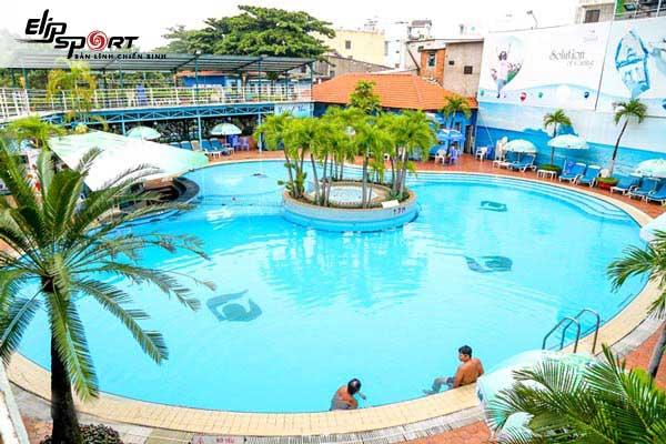 bể bơi quận 10, Hồ Chí Minh