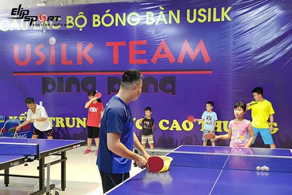 Câu lạc bộ bóng bàn Hà Đông, Hà Nội