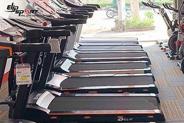 máy chạy bộ U Minh, Cà Mau