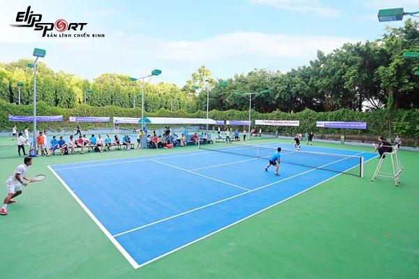sân tennis ở Quận 10, Hồ Chí Minh